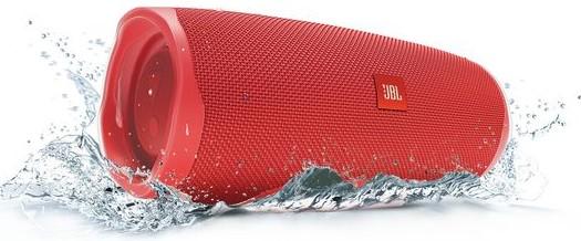 Портативная акустическая система JBL Charge 4 Red