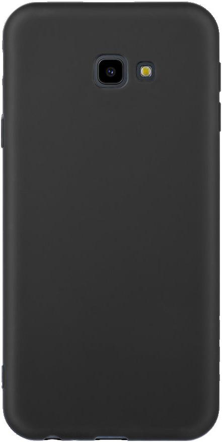 Клип-кейс OxyFashion Samsung Galaxy J4 Plus TPU Black клип кейс gresso меридиан для samsung j4 2018 лаванда