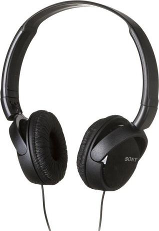 Наушники с микрофоном Sony MDR-ZX110APB Black фото