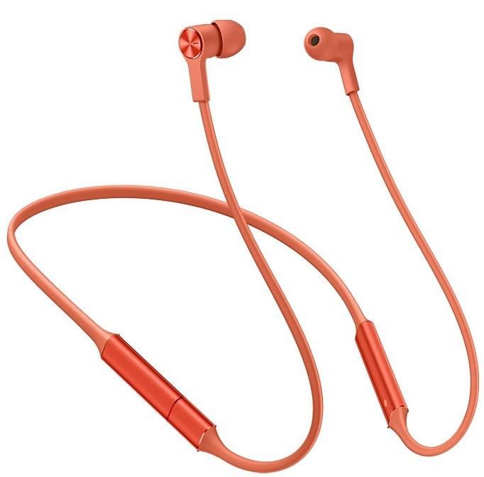 Беспроводные наушники Huawei Bluetooth FreeLace CM70-C Orange фото