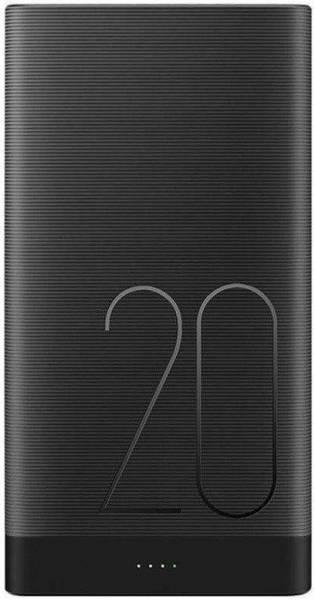 Фото - Внешний аккумулятор Huawei AP20Q 20000mAh QuickCharge Black внешний аккумулятор power bank 10050 мач asus zenpower abtu005 черный 90ac00p0 bbt076