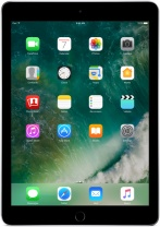 "фото Планшет Apple iPad 2017 9,7"" Wi-Fi 32Gb Space Grey (MP2F2RU/A)"