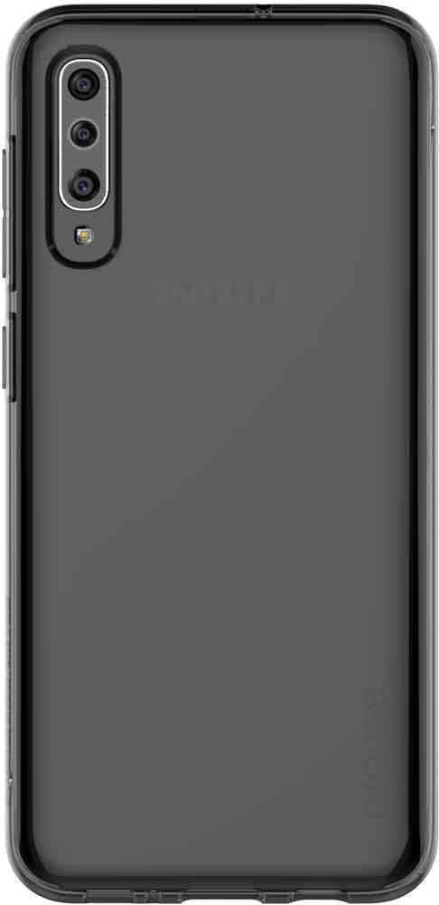 Клип-кейс Araree Samsung Galaxy A50 GP-FPA505K TPU Black клип кейс araree samsung galaxy a10 gp fpa105k purple