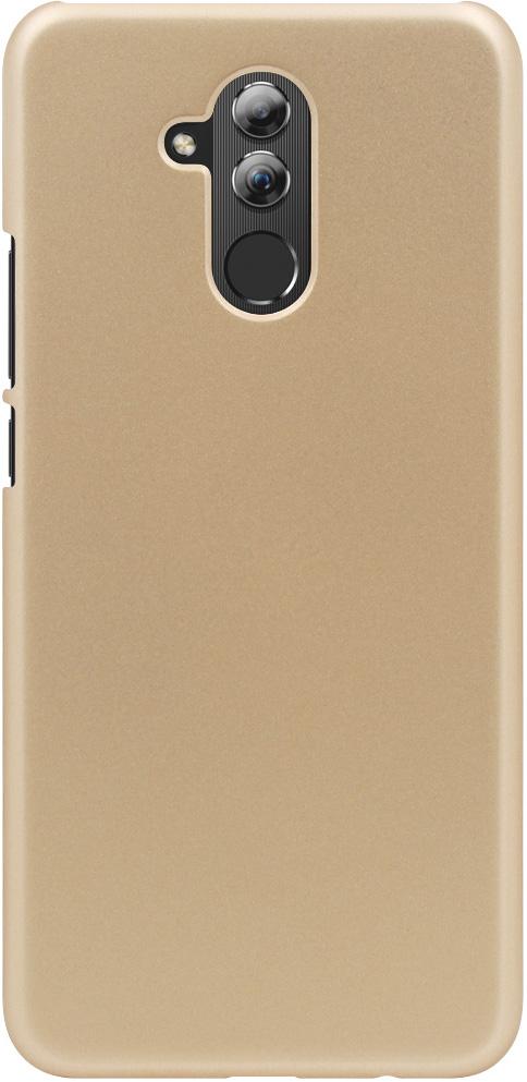 Клип-кейс DYP Huawei Mate 20 lite пластик Gold клип кейс deppa huawei y5 lite tpu прозрачный