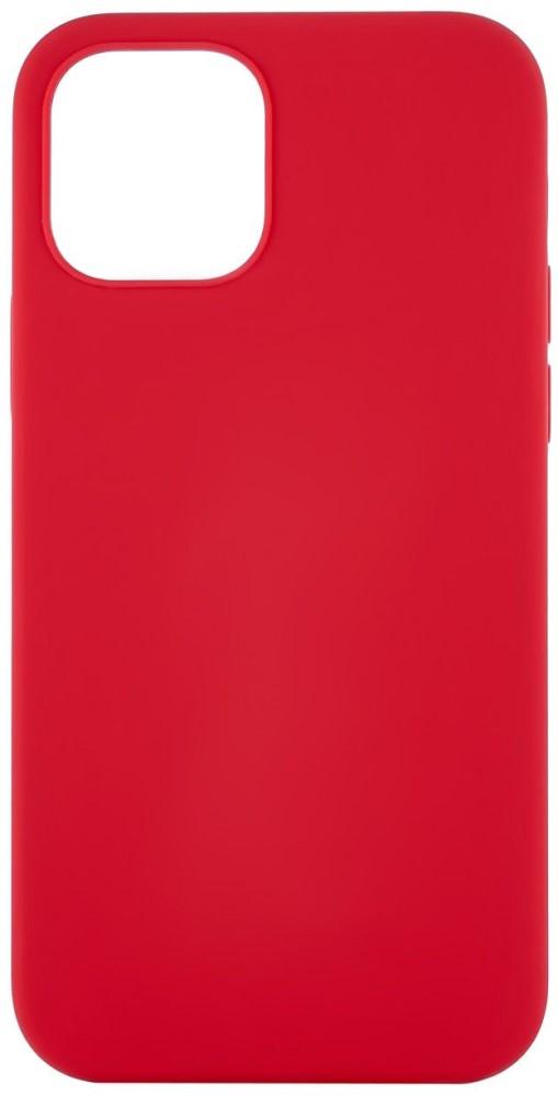 Клип-кейс uBear Apple iPhone 12/12 Pro Touch Case Red