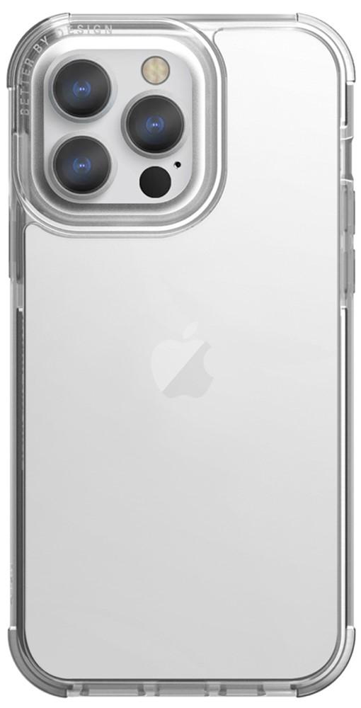 Клип-кейс Uniq iPhone 13 Pro Combat прозрачный