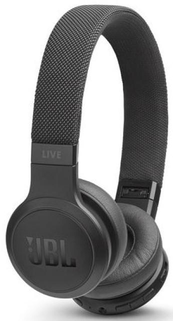 Наушники JBL Bluetooth LIVE400BTBLK накладные Black фото