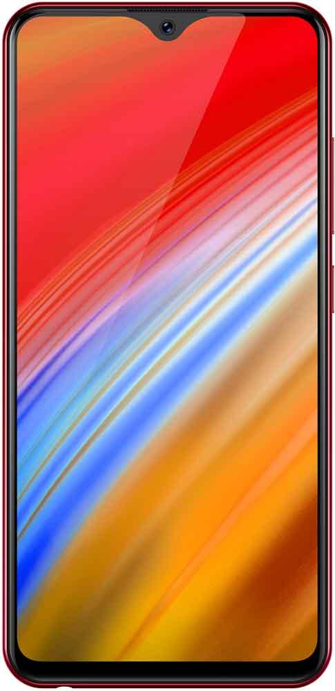 Смартфон Vivo Y91 3/64Gb Red смартфон