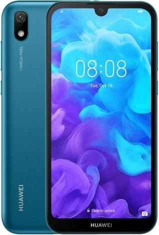 Смартфон Huawei Y5 2019 2/32Gb Blue фото