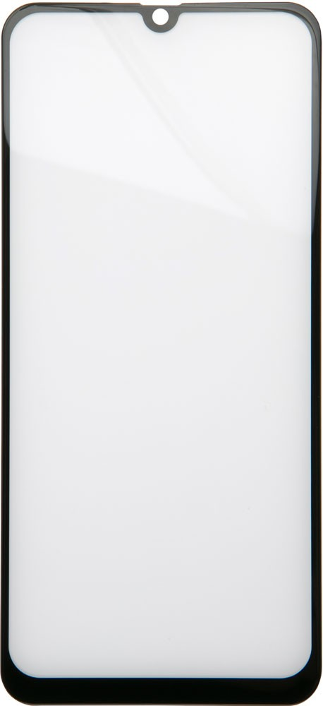 Стекло защитное RedLine Millennium Samsung Galaxy A30 0.2 мм черная рамка фото
