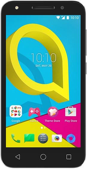 Смартфон Alcatel One Touch 4047D U5 Grey фото