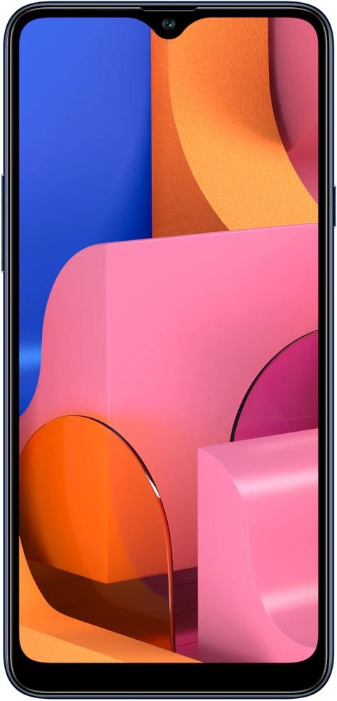 Смартфон Samsung A207 Galaxy A20s 3/32Gb Blue
