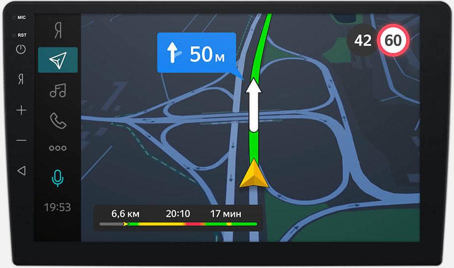Мультимедийный навигационный центр Nissan X-Trail/Quashqai Ya-ns01-1b фото