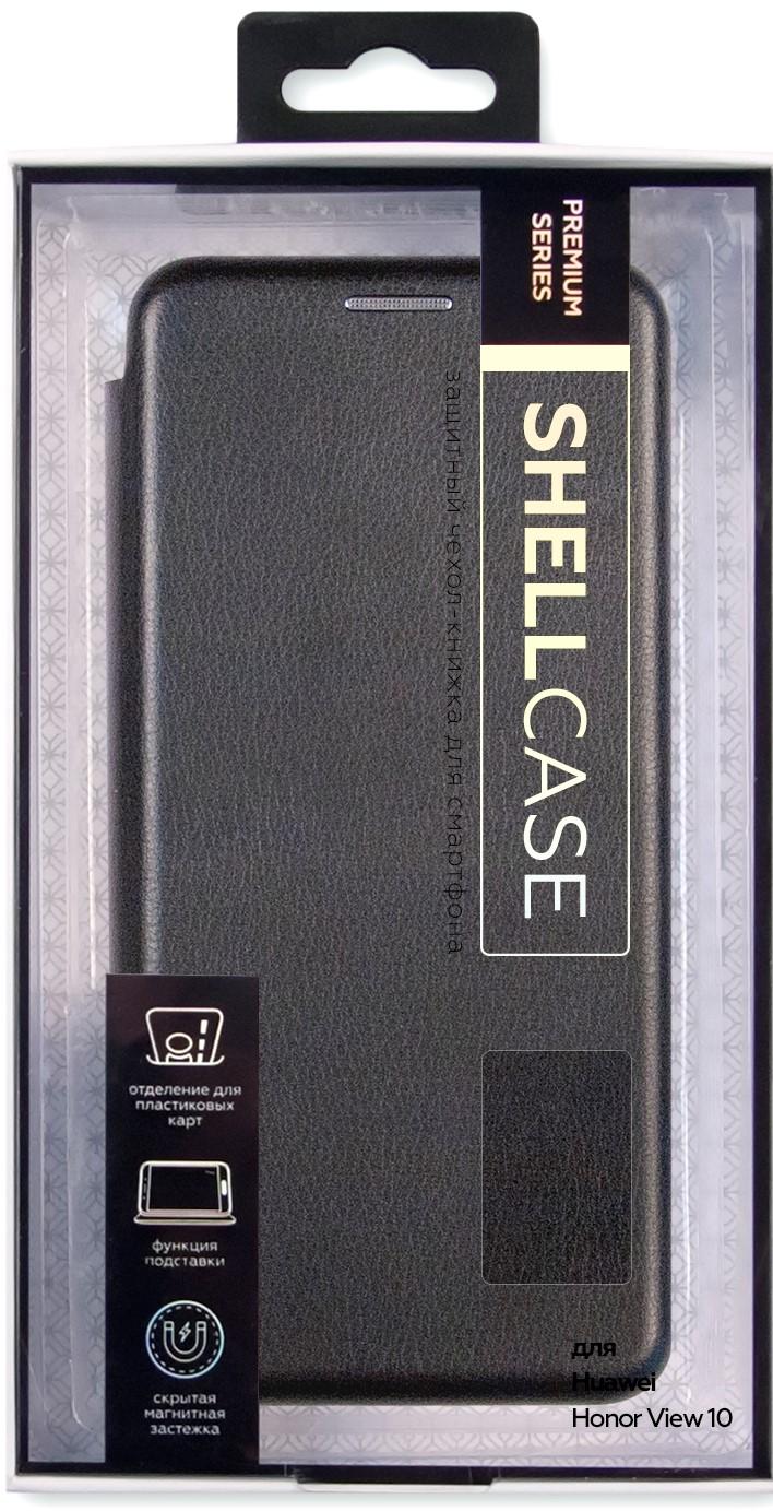 лучшая цена Чехол-книжка Smarterra ShellCase для Honor View 10 black