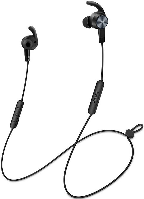 Беспроводные наушники с микрофоном Huawei Sport AM61 Black фото