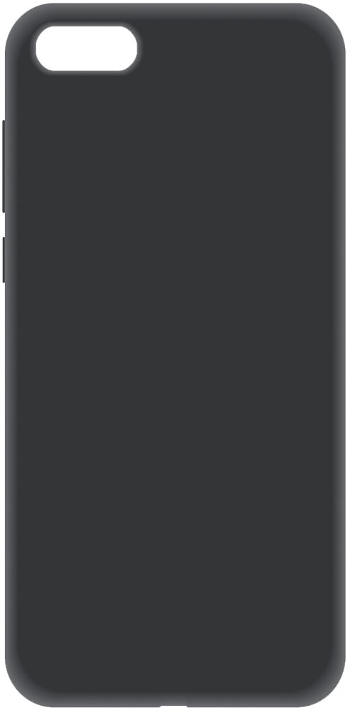 Клип-кейс LuxCase Huawei Y5 Lite силикон Black фото