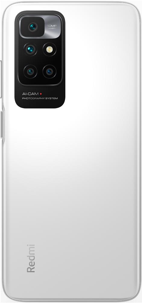 Смартфон Xiaomi Redmi 10 4/128Gb White фото 3