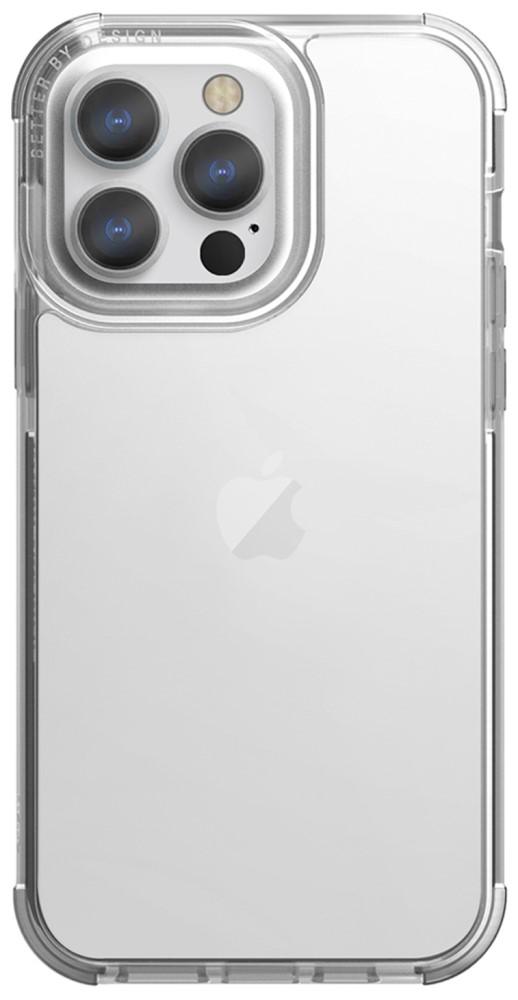Клип-кейс Uniq iPhone 13 Pro Max Combat прозрачный