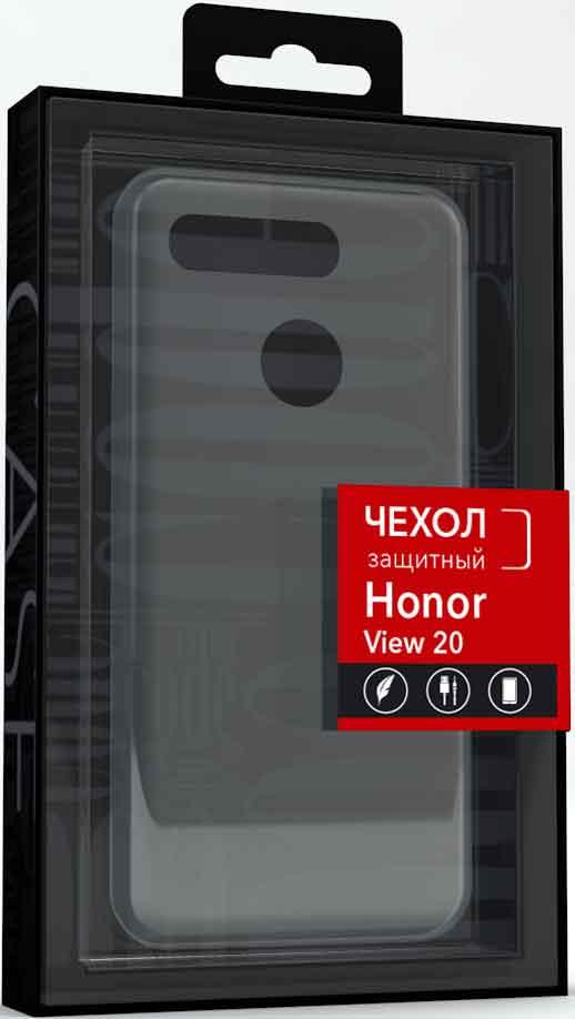 Клип-кейс Code Honor View 20 прозрачный смартфон honor view 20 256gb красный