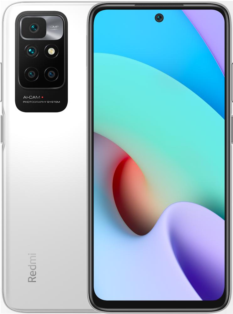 Смартфон Xiaomi Redmi 10 4/64Gb White