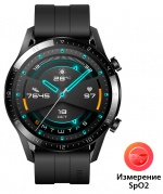 Часы Huawei Watch GT 2 Black (Latona-B19S)