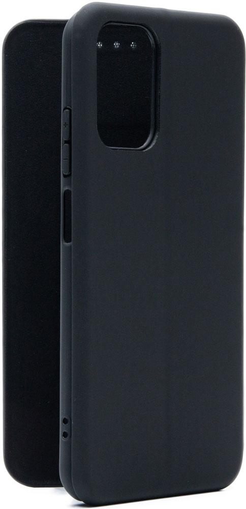 Чехол-книжка Borasco Xiaomi Redmi Note 10 ShellCase Black фото 3