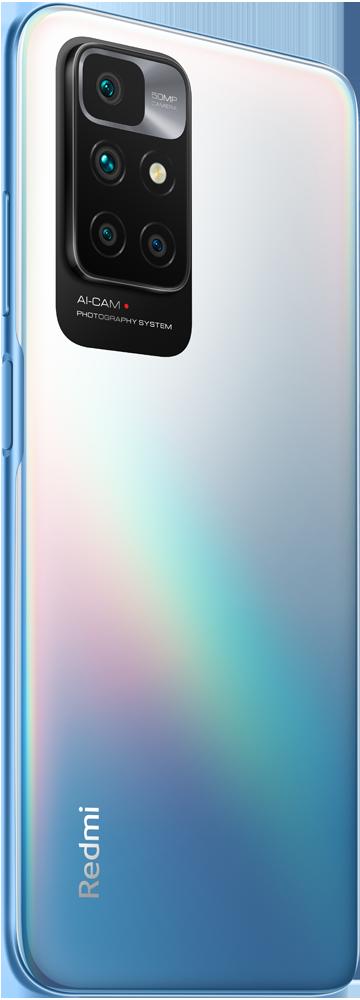 Смартфон Xiaomi Redmi 10 4/64Gb Blue фото 6