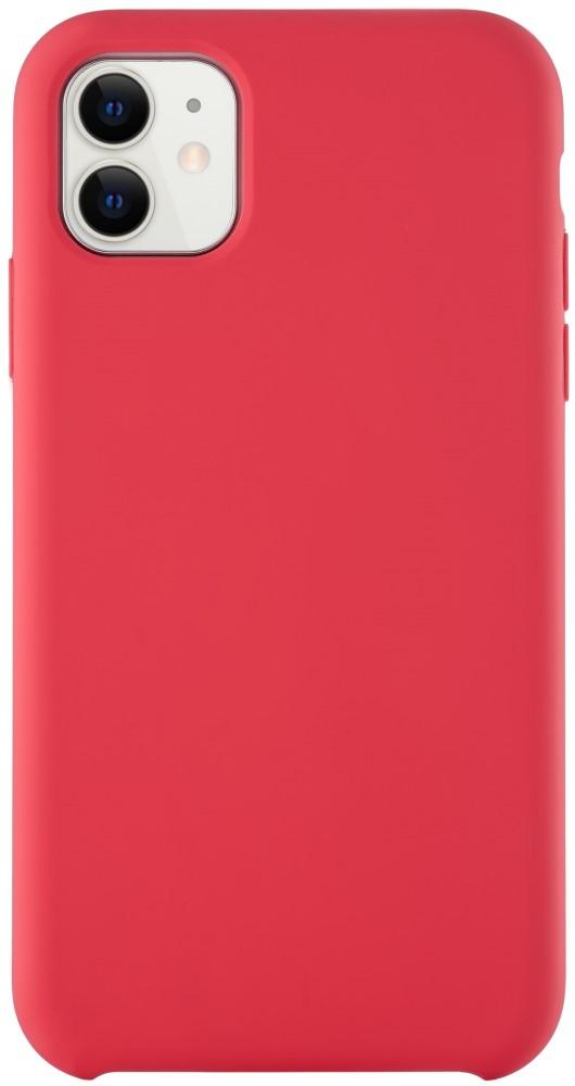 Клип-кейс uBear Apple iPhone 11 Touch Case Red