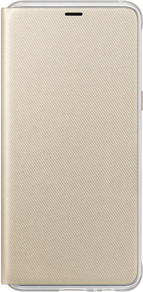 Чехол-книжка Samsung Neon Flip Cover Galaxy A8 Gold цена