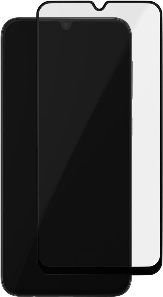 Стекло защитное uBear Samsung Galaxy A40 0.2 мм черная рамка стекло защитное ubear iphone xr 0 2 мм черная рамка