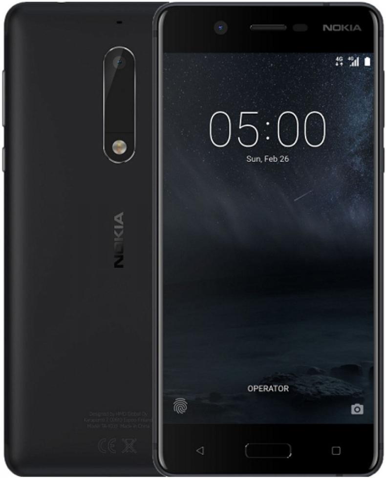 Смартфон Nokia 5 LTE Dual sim black