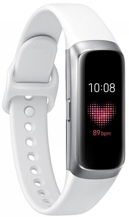цена на Фитнес браслет Samsung Galaxy Fit SM-R370N Silver