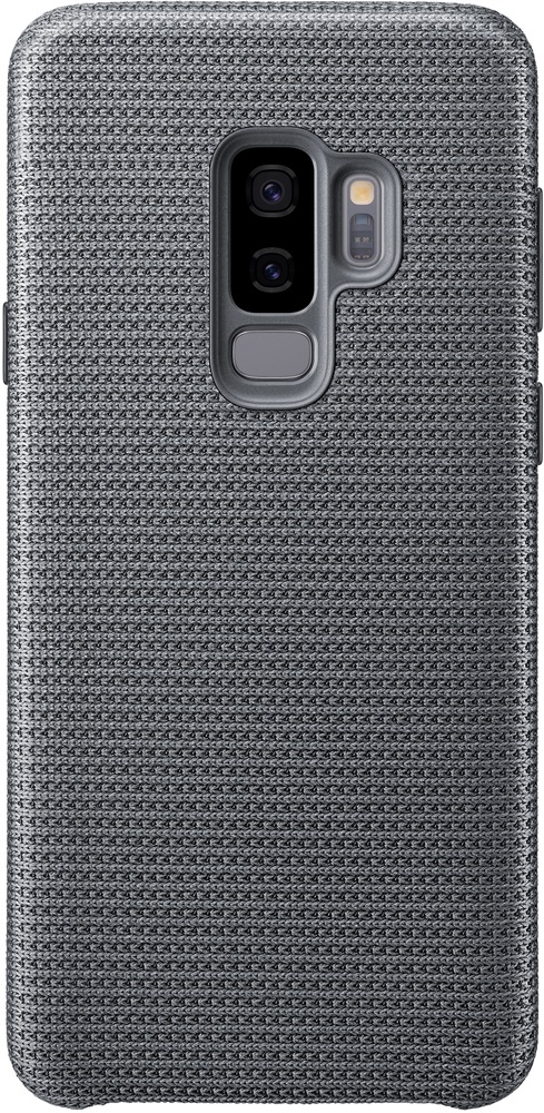 Клип-кейс Samsung Galaxy S9 Plus Hyperknit Cover Grey цена