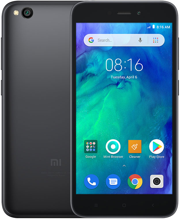 Смартфон Xiaomi Redmi Go 1/8Gb Black