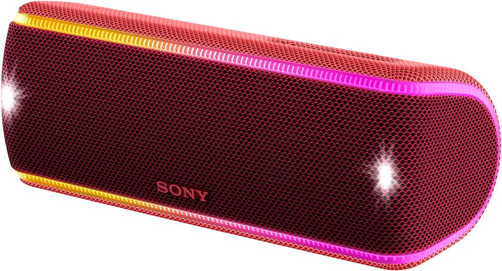 Портативная акустическая система Sony SRS-XB31R Red фото
