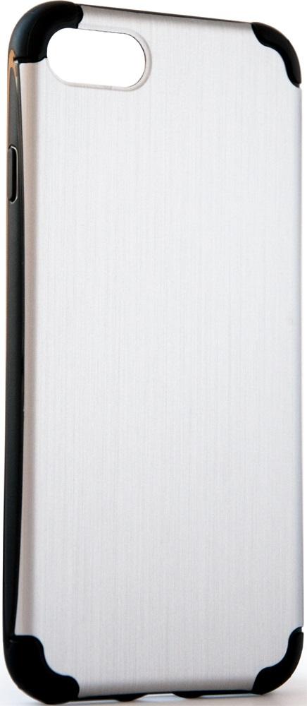 цена Клип-кейс Vili Foil iPhone 8 Silver