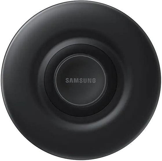 Беспроводное зарядное устройство Samsung с функцией быстрой зарядки Black (EP-P3105TBRGRU) беспроводное зарядное устройство samsung ep n5100bbegru с функцией быстрой зарядки white