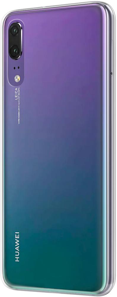 Клип-кейс Vipe Color Huawei P20 прозрачный