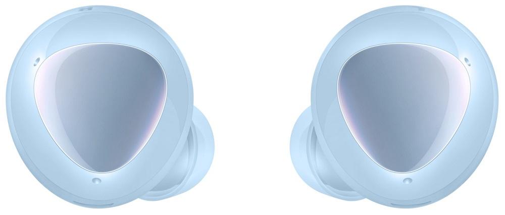 Беспроводные наушники с микрофоном Samsung Galaxy Buds+ Blue (SM-R175NZBASER) фото