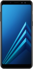 фото Смартфон Samsung A530 Galaxy A8 (2018) 32GB Black