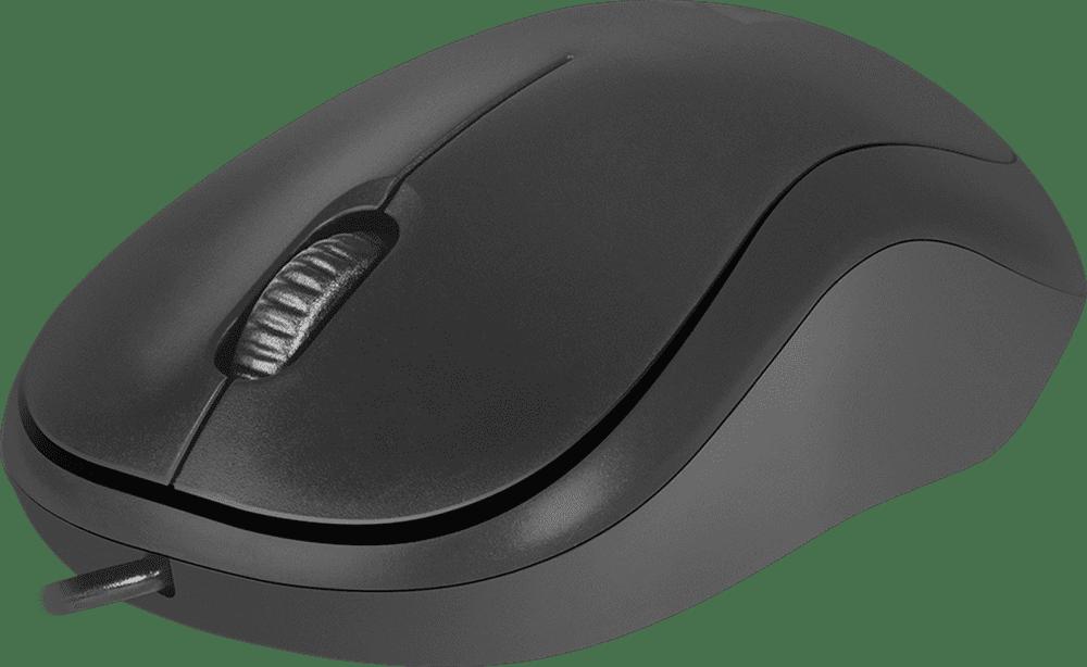 Мышь Defender Patch MS-759 проводная Black фото