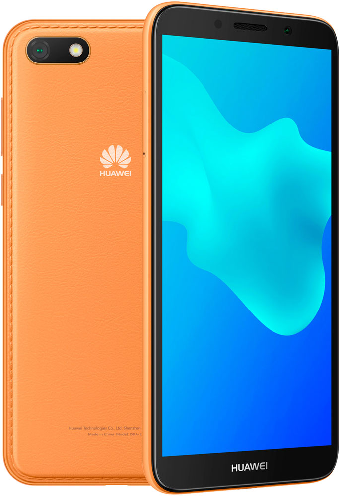 Смартфон Huawei Y5 Lite 1/16Gb Brown фото