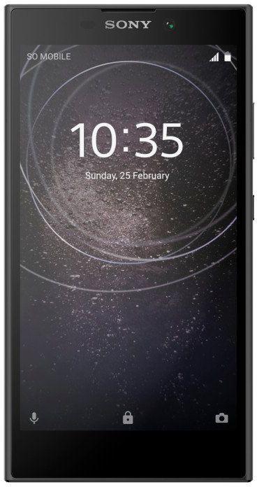 Смартфон Sony H4311 Xperia L2 Black