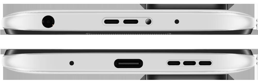 Смартфон Xiaomi Redmi 10 4/128Gb White фото 9