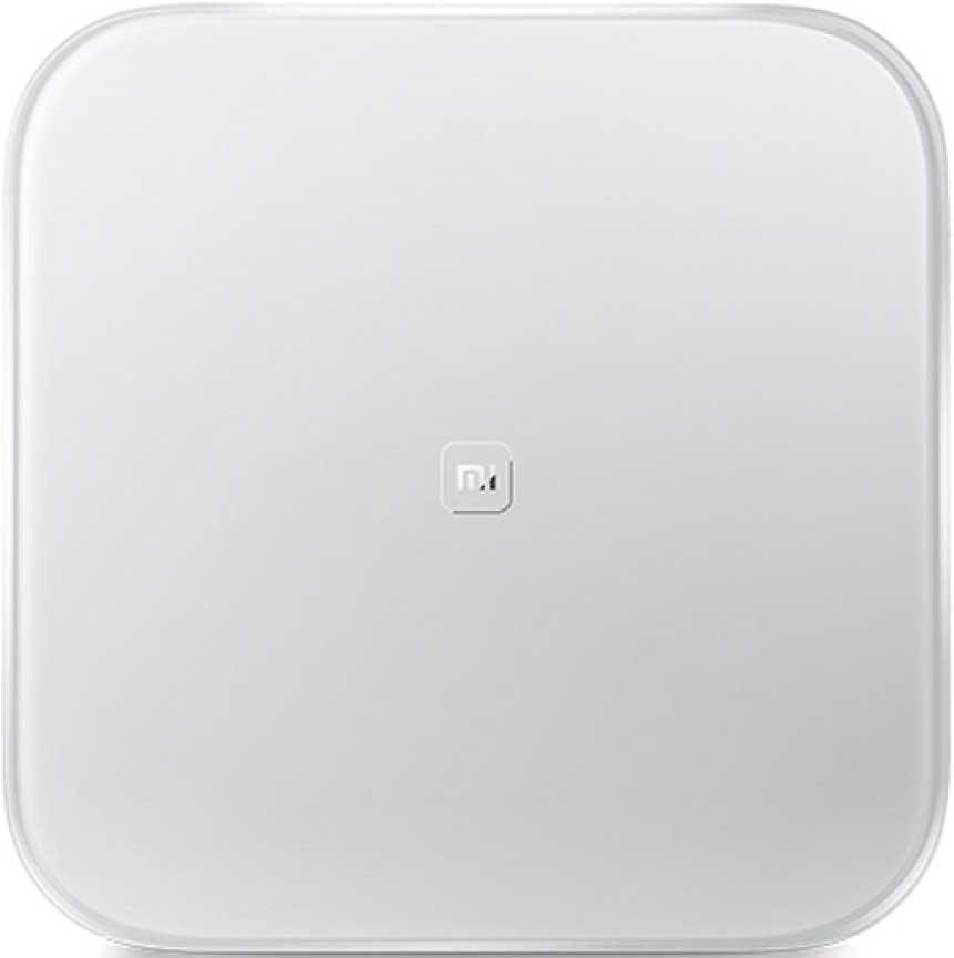 Весы напольные Xiaomi Smart Scale White весы напольные xiaomi mi smart scale 2 body composition scale