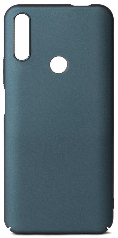 Клип-кейс Gresso Honor 9X Premium пластик Blue цена и фото