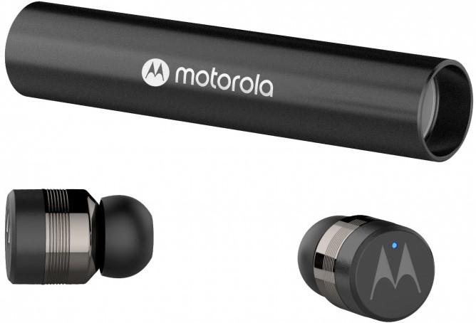 Беспроводные наушники Motorola TWS Vervebuds 300 Black фото