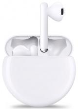 фото Беспроводные наушники с микрофоном Huawei Freebuds 3 White
