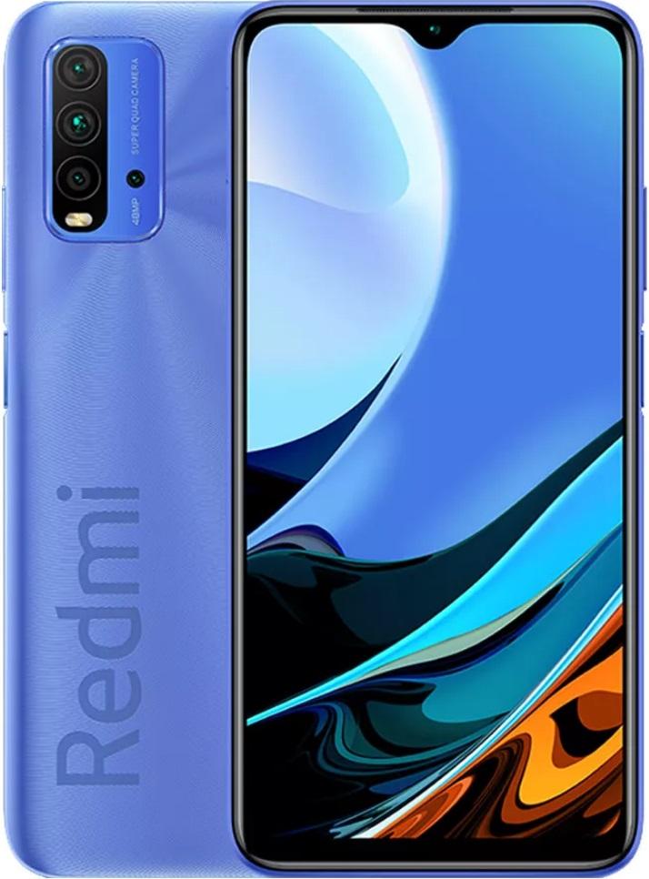 Смартфон Xiaomi Redmi 9T 4/128Gb Blue