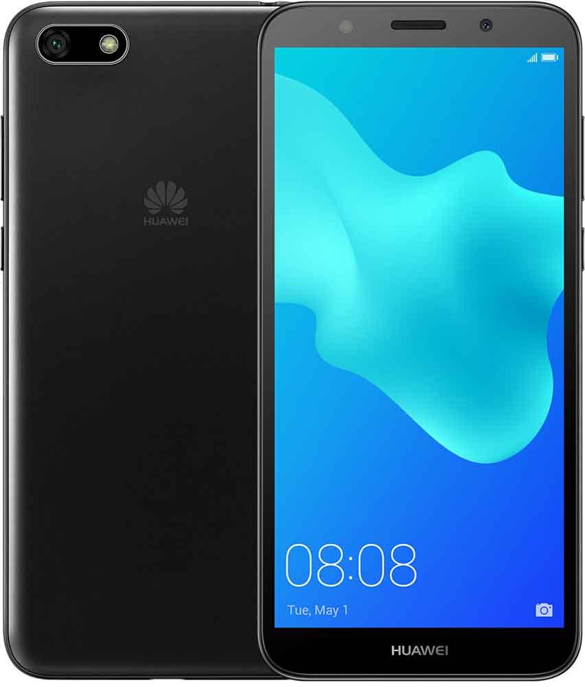Смартфон Huawei Y5 Prime 2018 16Gb Black фото